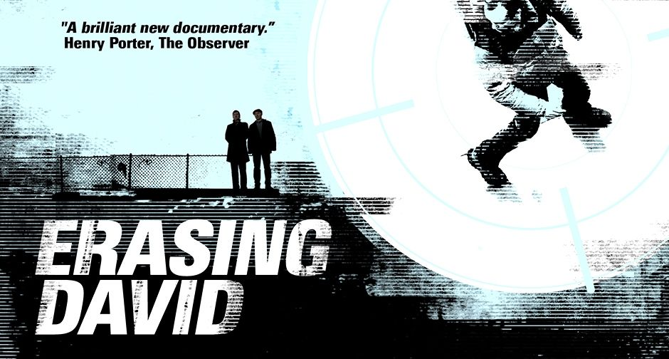 <span>Erasing David</span>